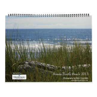 South Beach Scenic 2013 Windermere Calendar