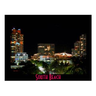 ~South Beach~ SOUTH BEACH, SOFI, POSTCARD