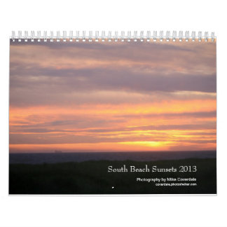 South Beach Sunsets With Calendar of Events