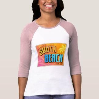SOUTH BEACH TEE SHIRT