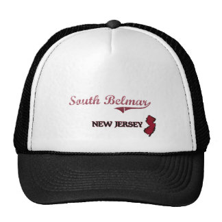 South Belmar New Jersey City Classic Trucker Hat