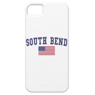 South Bend US Flag iPhone SE/5/5s Case
