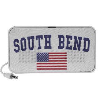 South Bend US Flag Mini Speaker