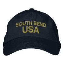 South Bend USA Cap