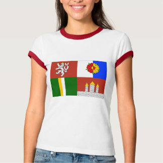 South Bohemia Flag T-Shirt