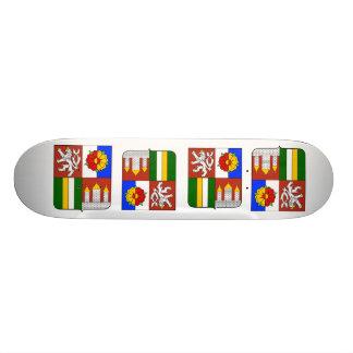 South Bohemian Region, Czech Custom Skateboard