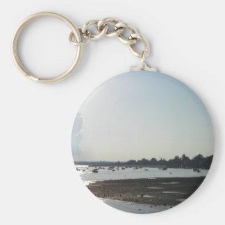South Boston Sunset Keychain