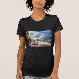 South Boulder Creek Sunset View Rollinsville Color Shirt