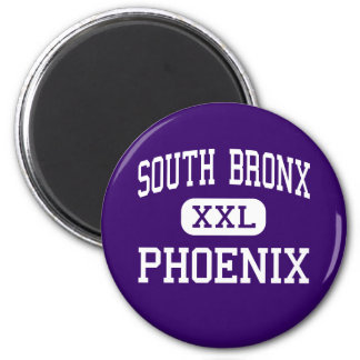 South Bronx - Phoenix - High - Bronx New York Refrigerator Magnet