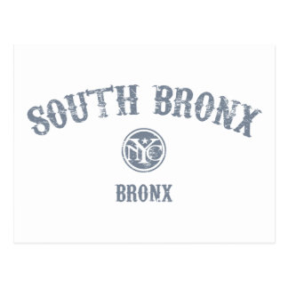 South Bronx Postcard