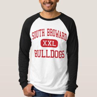 South Broward - Bulldogs - High - Hollywood T-Shirt
