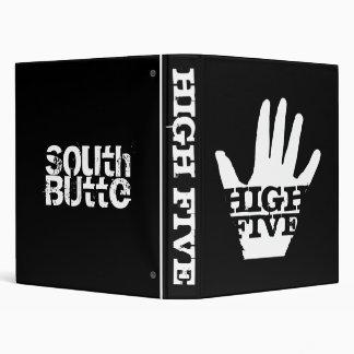 South Butte High Five Binder