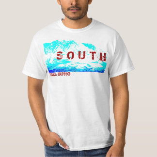 "South Butte Red Blue ""South"" T Shirt"