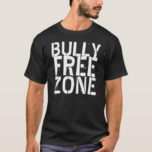 South Butte SK8 Bully Free Zone T_Shirt