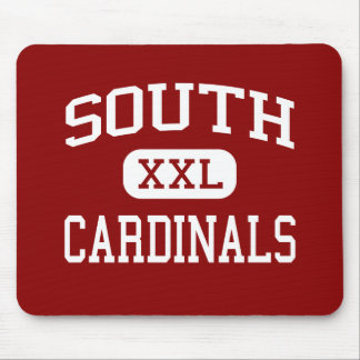 South - Cardinals - Middle - Joplin Missouri Mouse Pad