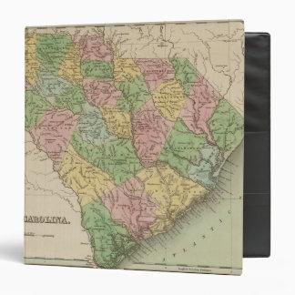 South Carolina 2 Binder