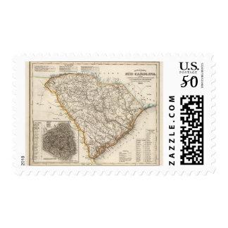 South Carolina 2 Postage