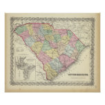 South Carolina 6 Poster