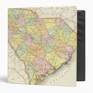 South Carolina 7 Binder