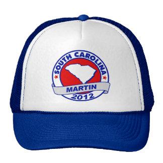 South Carolina Andy Martin Trucker Hat