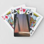 South Carolina, Arthur Ravenel Jr. Bridge Bicycle Playing Cards