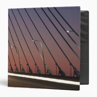 South Carolina Arthur Ravenel Jr Bridge 3 Ring Binder
