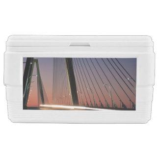 South Carolina Arthur Ravenel Jr Bridge Chest Cooler