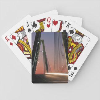 South Carolina Arthur Ravenel Jr Bridge Card Decks