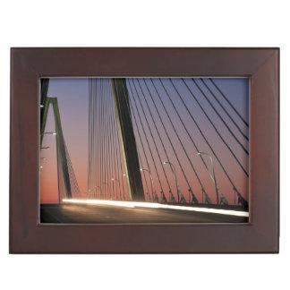 South Carolina Arthur Ravenel Jr Bridge Keepsake Boxes