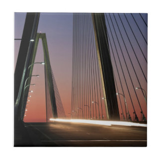 South Carolina Arthur Ravenel Jr Bridge Ceramic Tiles