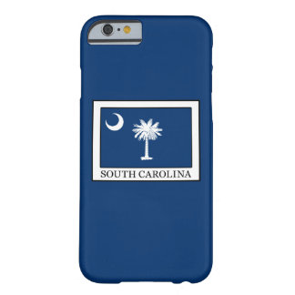 South Carolina Barely There iPhone 6 Case