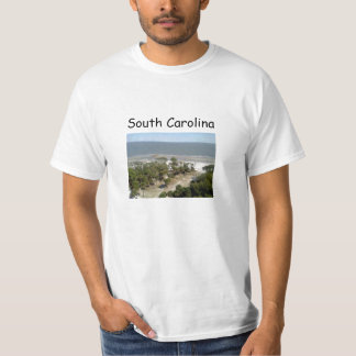 South Carolina Beach Photograph T-Shirt