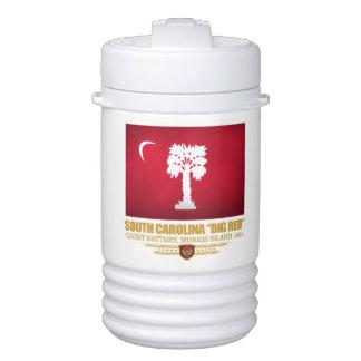 """South Carolina """"Big Red"""" Beverage Cooler"""