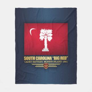 "South Carolina ""Big Red"" Fleece Blanket"