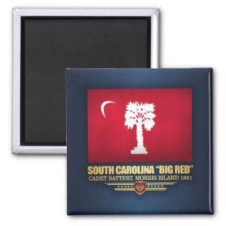 "South Carolina ""Big Red"" Magnet"