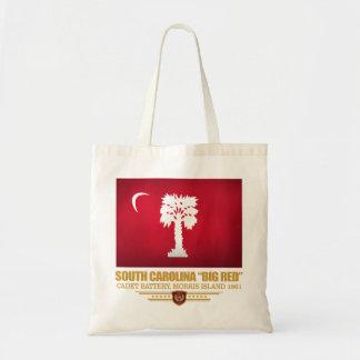"South Carolina ""Big Red"" Tote Bag"