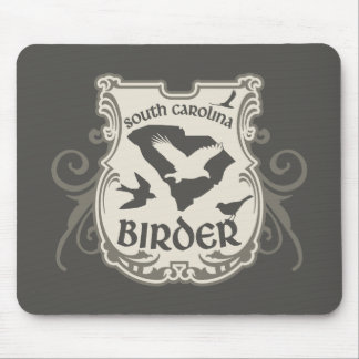 South Carolina Birder Mouse Pad