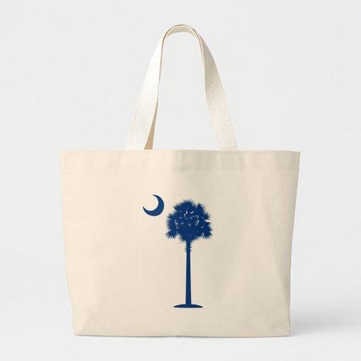 South Carolina blue Palmetto Bag