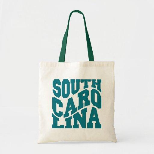 South Carolina Budget Tote Bag