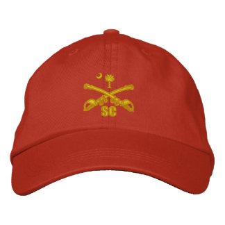 South Carolina Cavalry (Embroidered) Baseball Cap