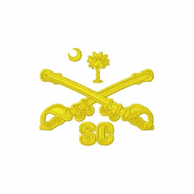 South Carolina Cavalry (Embroidered) Polo