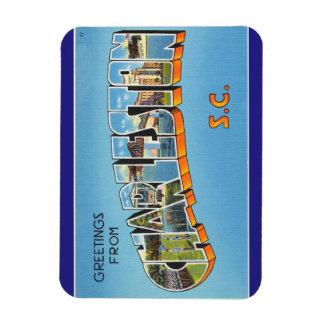 South Carolina, Charleston Beach Magnet