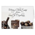 South Carolina  Christmas Card, state specific Card