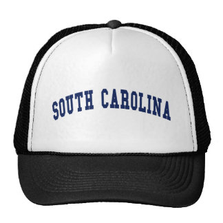 South Carolina College Trucker Hat