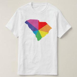 south carolina color burst T-Shirt
