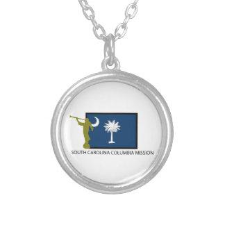 SOUTH CAROLINA COLUMBIA MISSION LDS CTR CUSTOM NECKLACE