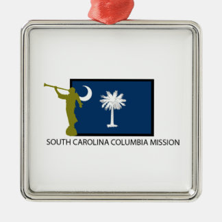 SOUTH CAROLINA COLUMBIA MISSION LDS CTR CHRISTMAS TREE ORNAMENT