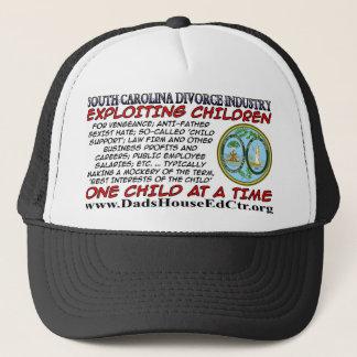 South Carolina Divorce Industry.. Trucker Hat