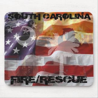 South Carolina Fire/Rescue Mousepad