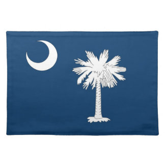 South Carolina Flag American MoJo Placemat